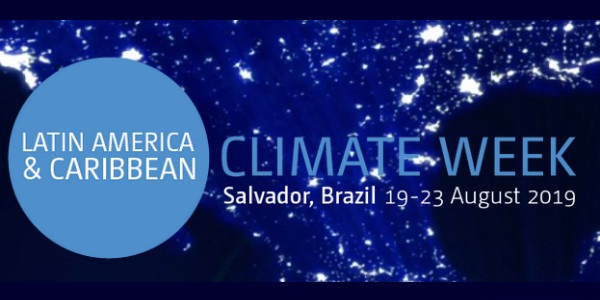 Latin America and Caribbean Climate Week 2019