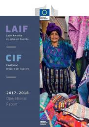 LAIF Operational Report 2017-2018